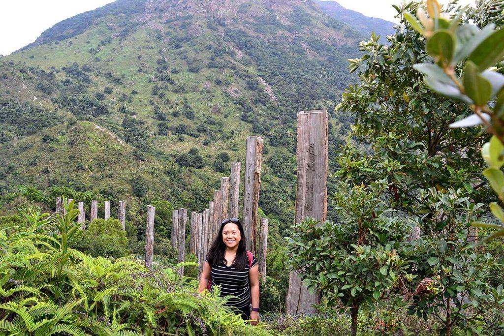 lantau island wisdom path