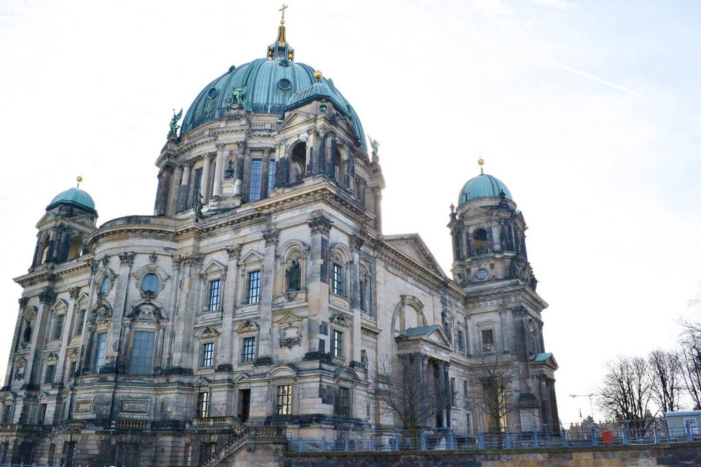 Solo Travel Tips: Berlin, Germany -- Museum Island Berlin