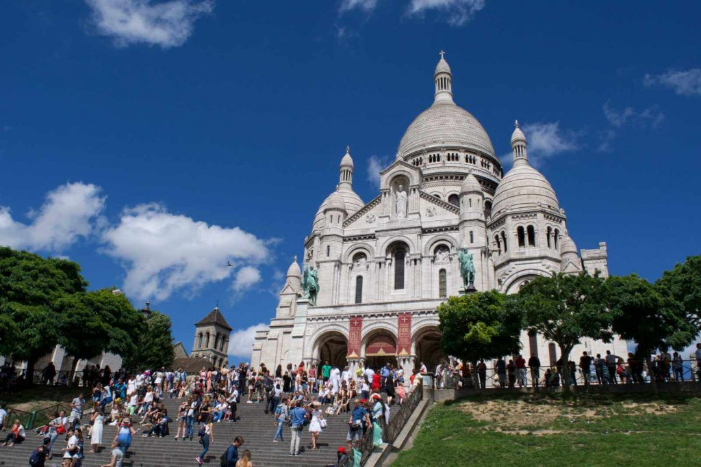 Montmartre and the Sacré-Cœur