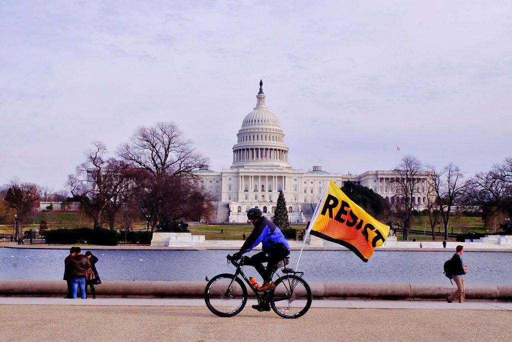 Solo Travel Tips Washington DC -- Capitol