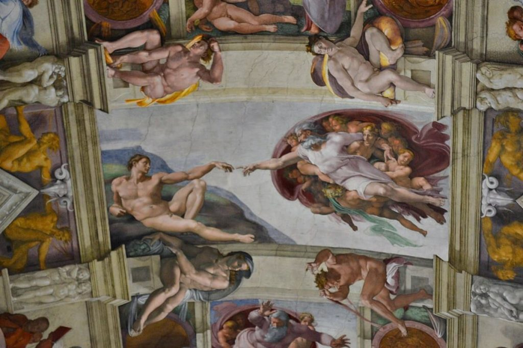 Rome Solo Travel Tips -- Sistine Chapel
