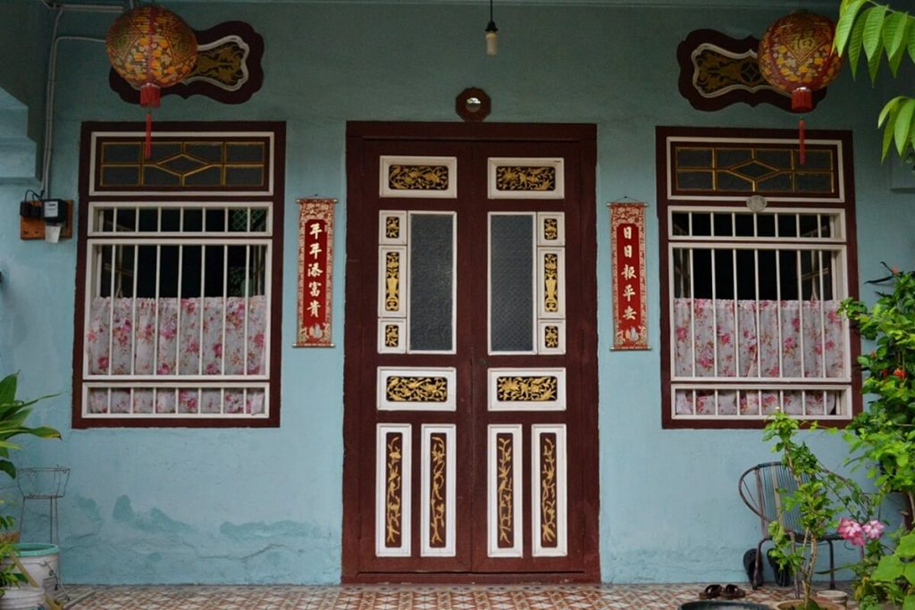 Beautiful house in Penang