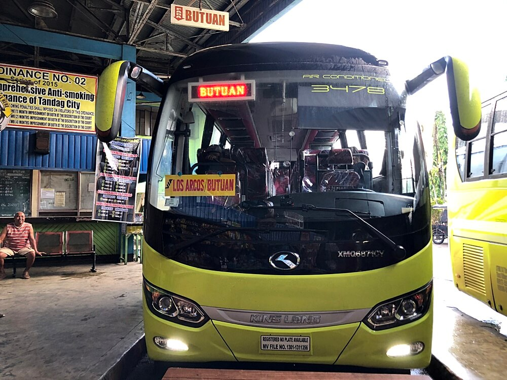 buses in Asia
