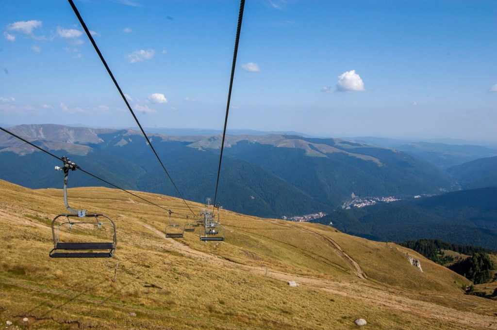 Sinaia Mountains Romania
