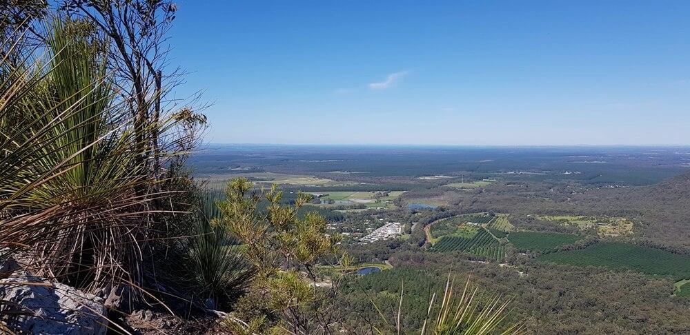 Mt Tibrogargan is one of the challenging treks in Australia