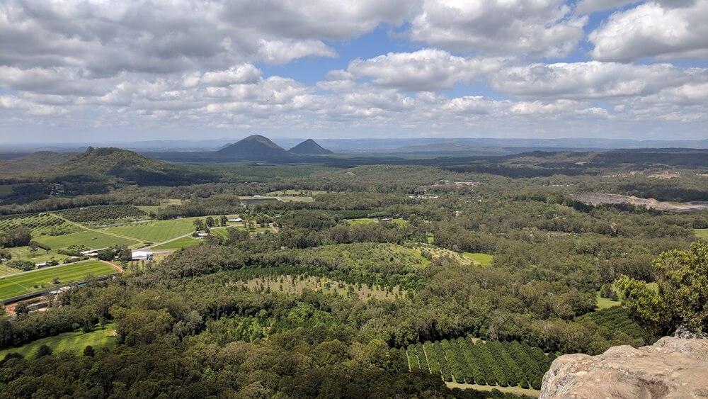 best hikes in australia - Mt Ngungun
